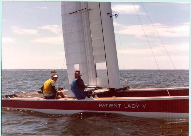 "USA 94 ""Patient Lady V"" with Duncan MacLane and Skip Banks"