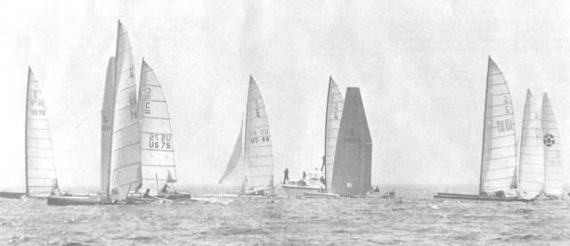 The 1977 US Trials at Roton Point